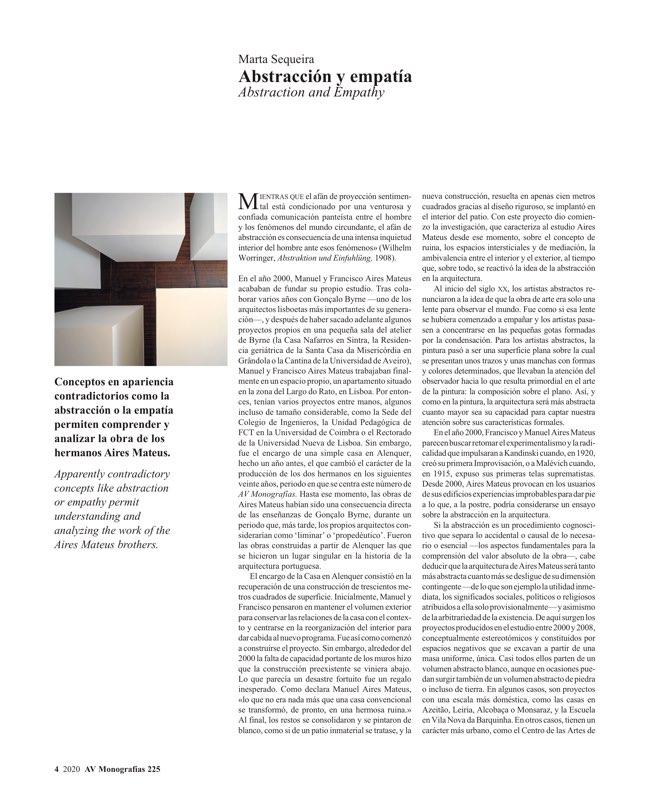 AV Monografias 225 AIRES MATEUS - Preview 3