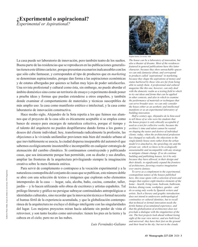 AV Monografias 227_228 CASAS EN DETALLE – 24 World Houses - Preview 2