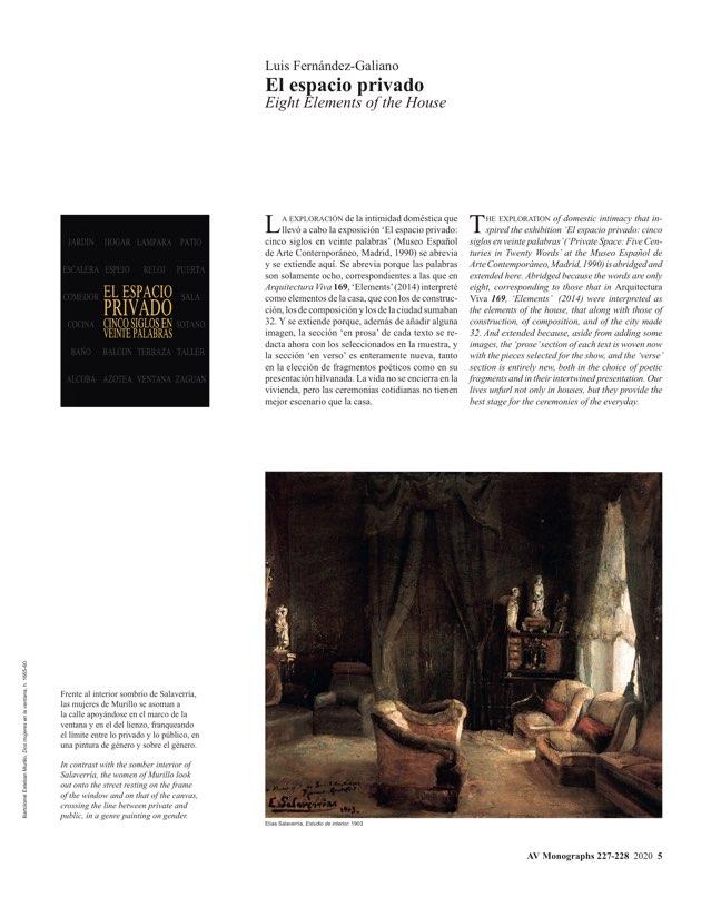 AV Monografias 227_228 CASAS EN DETALLE – 24 World Houses - Preview 4