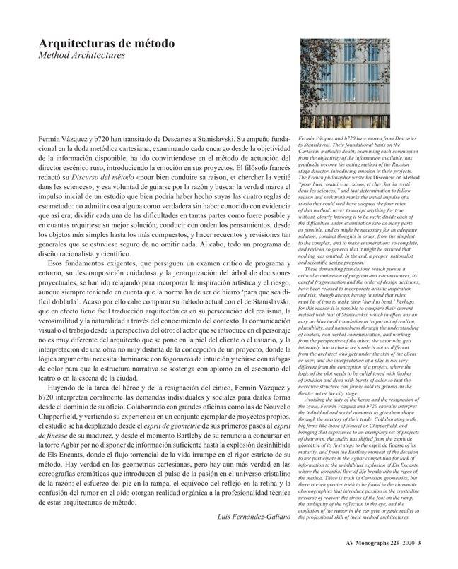 AV Monografias 229 b720 Fermín Vázquez - Preview 2