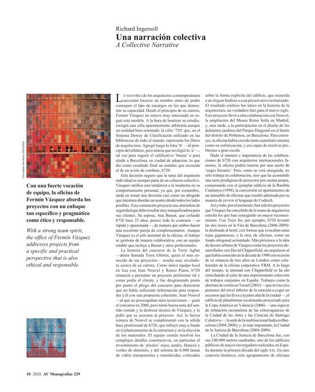 AV Monografias 229 b720 Fermín Vázquez - Preview 4