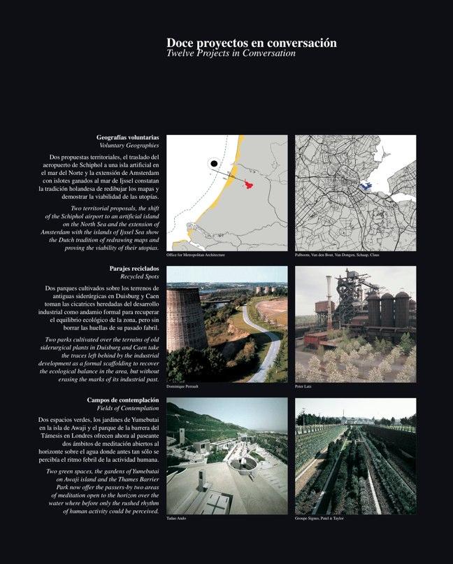 AV Monografías 91 PRAGMATISMO Y PAISAJE / Pragmatism and Landscape - Preview 12