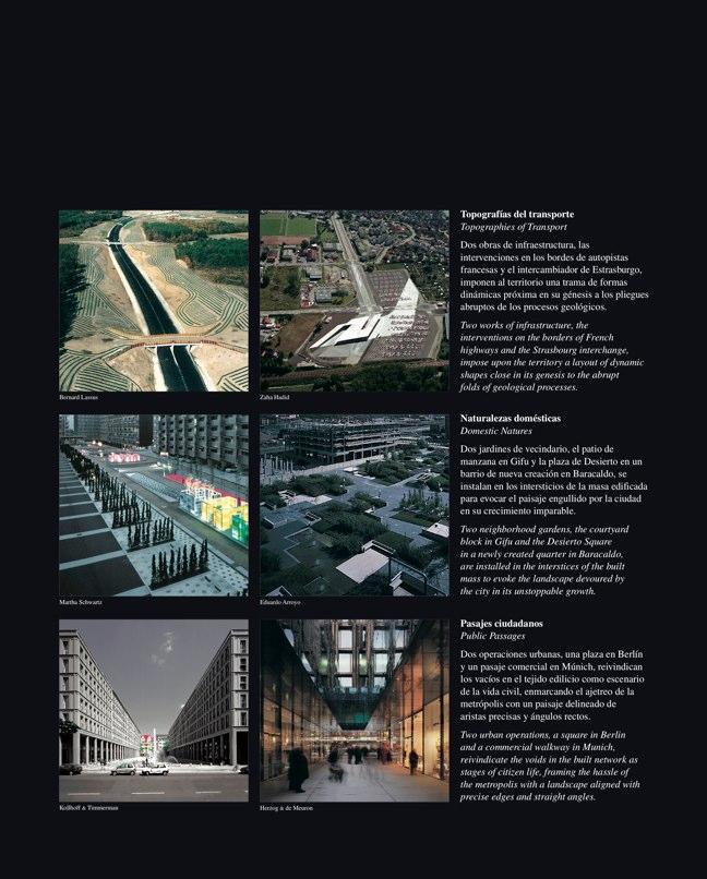 AV Monografías 91 PRAGMATISMO Y PAISAJE / Pragmatism and Landscape - Preview 13