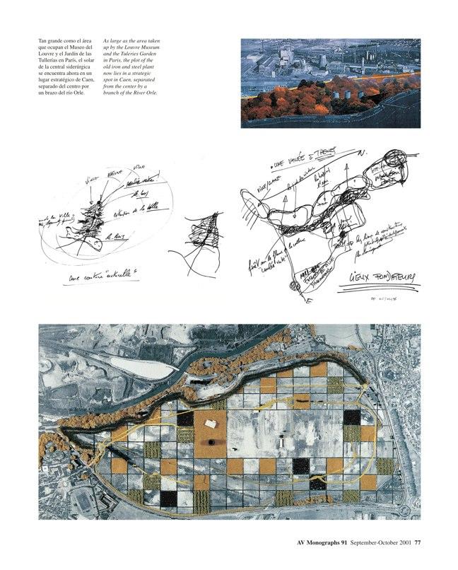 AV Monografías 91 PRAGMATISMO Y PAISAJE / Pragmatism and Landscape - Preview 16