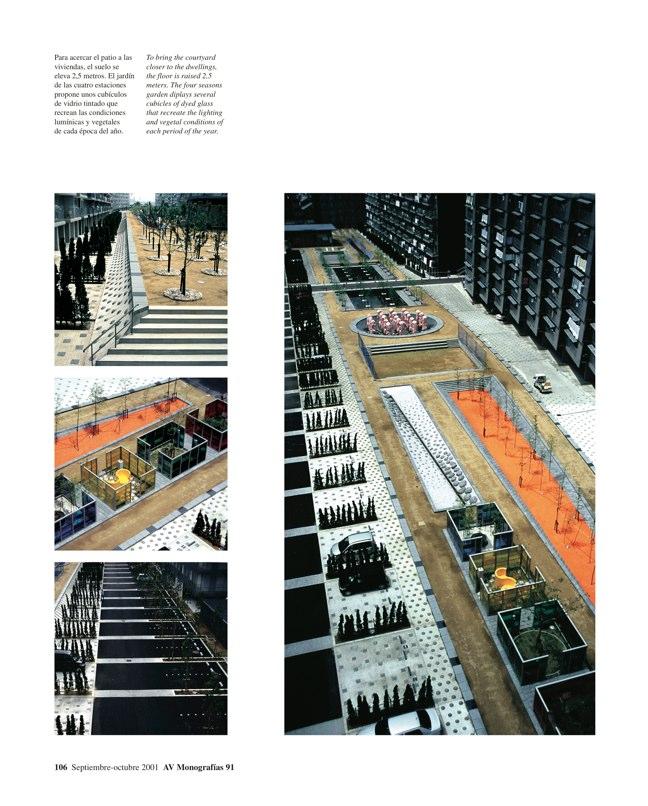 AV Monografías 91 PRAGMATISMO Y PAISAJE / Pragmatism and Landscape - Preview 22
