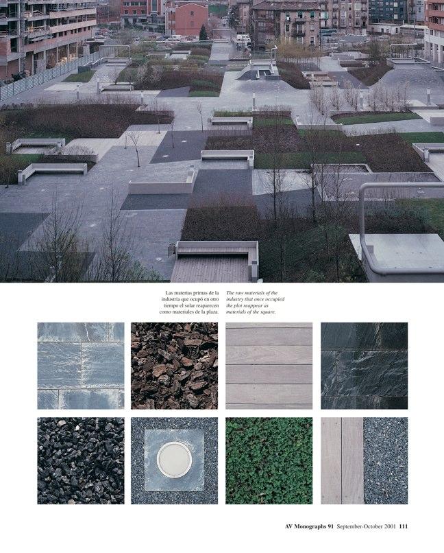AV Monografías 91 PRAGMATISMO Y PAISAJE / Pragmatism and Landscape - Preview 23
