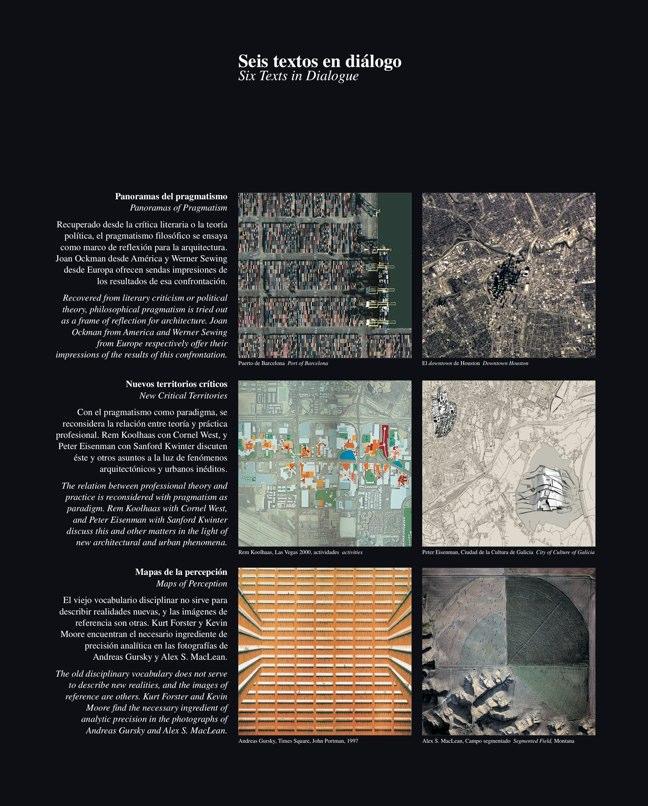 AV Monografías 91 PRAGMATISMO Y PAISAJE / Pragmatism and Landscape - Preview 3