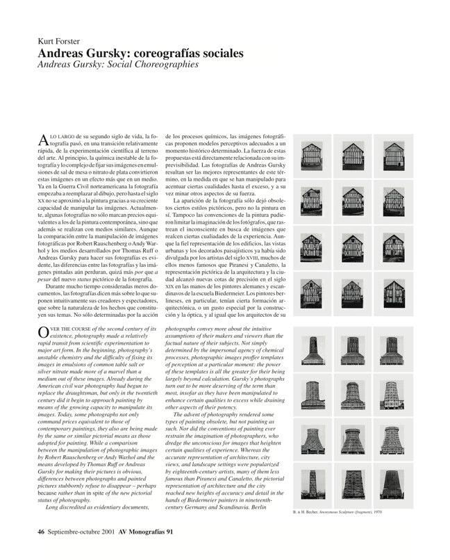 AV Monografías 91 PRAGMATISMO Y PAISAJE / Pragmatism and Landscape - Preview 9