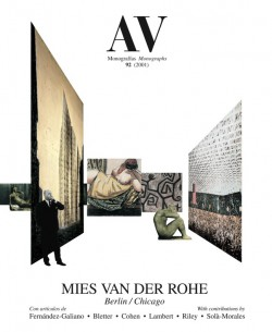 AV Monografías 92 MIES VAN DER ROHE