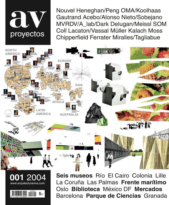 AV Proyectos 01 Seis Museos