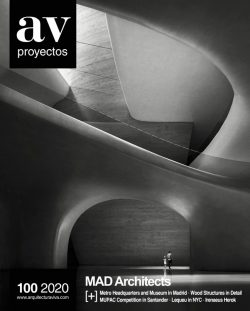 AV Proyectos 100 MAD Architects
