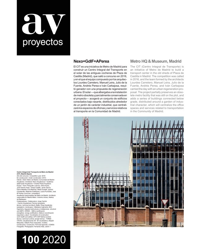 AV Proyectos 100 MAD Architects - Preview 12