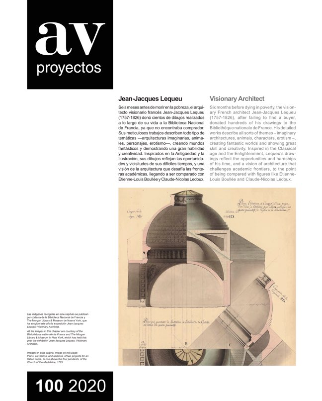 AV Proyectos 100 MAD Architects - Preview 15
