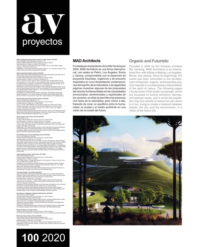 AV Proyectos 100 MAD Architects - Preview 2