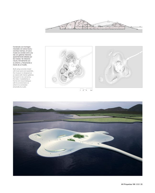 AV Proyectos 100 MAD Architects - Preview 6