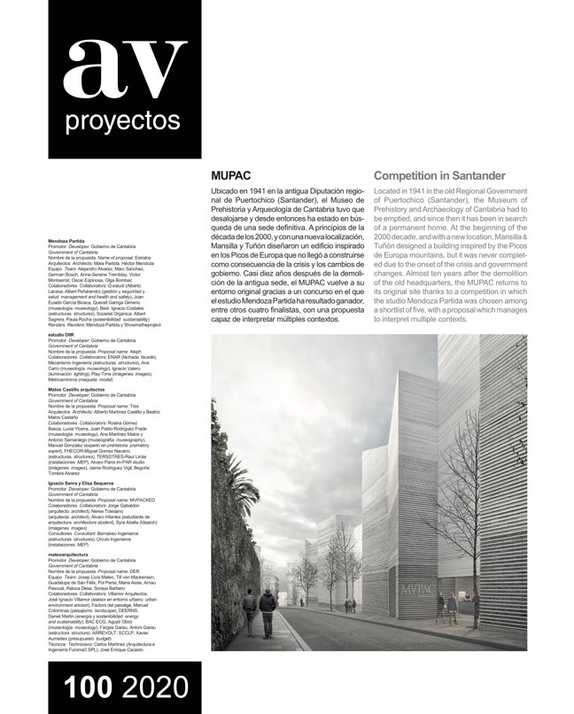 AV Proyectos 100 MAD Architects - Preview 7