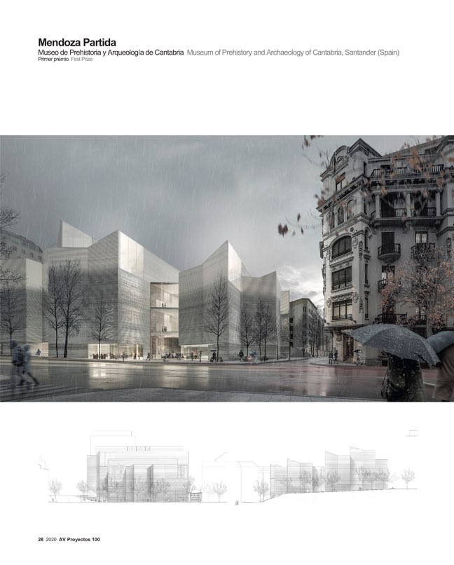 AV Proyectos 100 MAD Architects - Preview 8