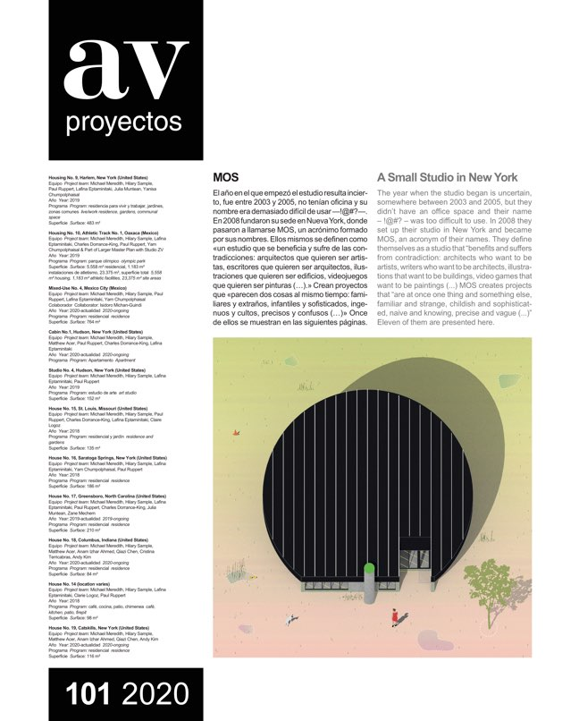 AV Proyectos 101 MOS - Preview 2
