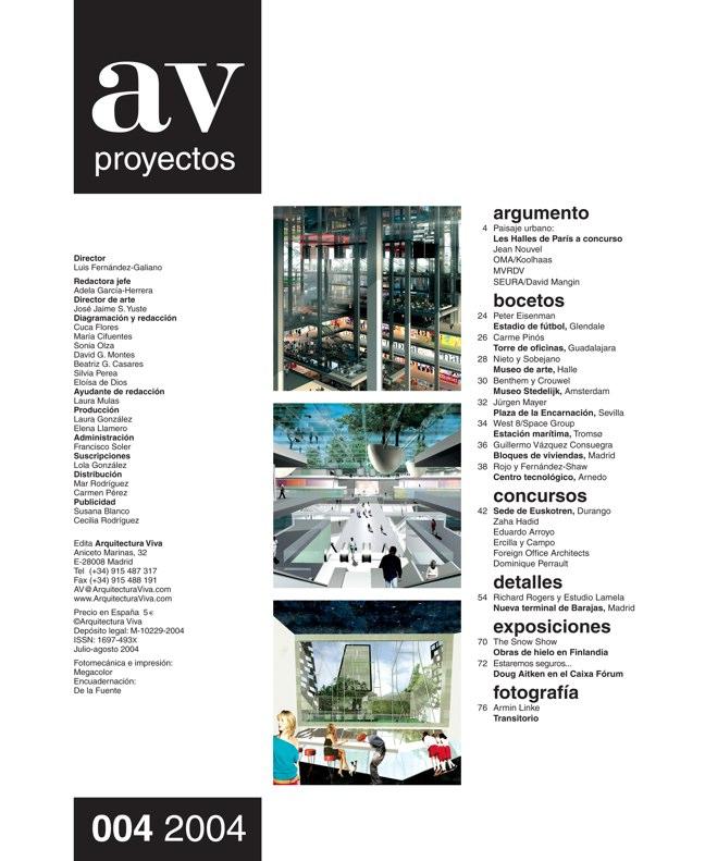 AV Proyectos 004 PAISAJE URBANO - Preview 1