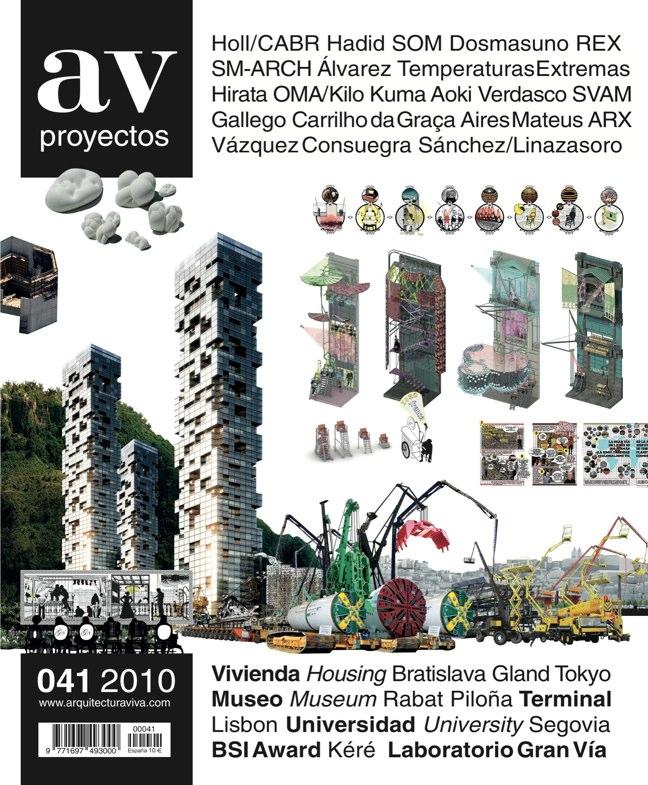 AV Proyectos 041 Vivienda I Housing