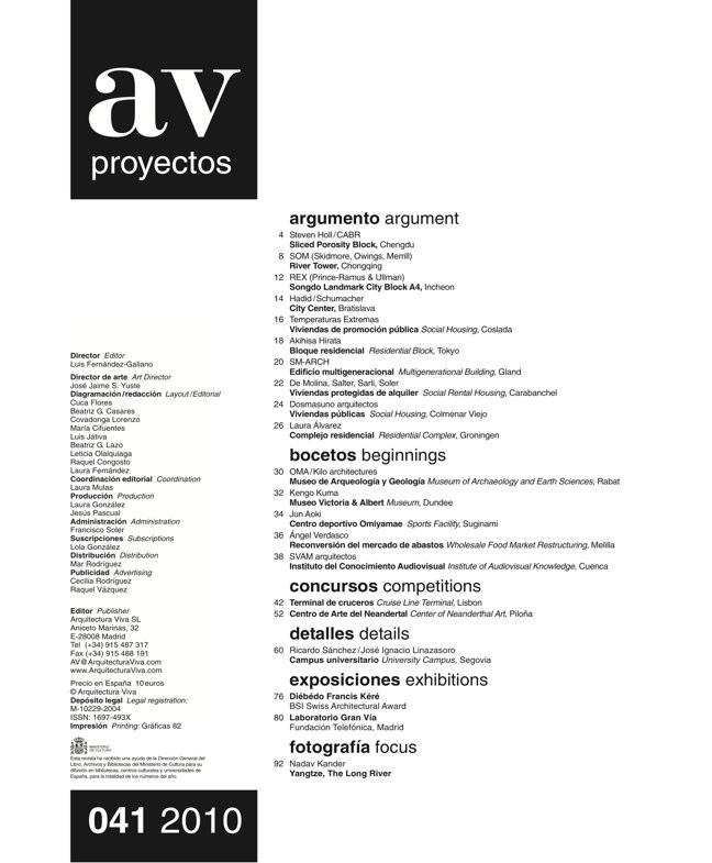 AV Proyectos 041 Vivienda I Housing - Preview 1