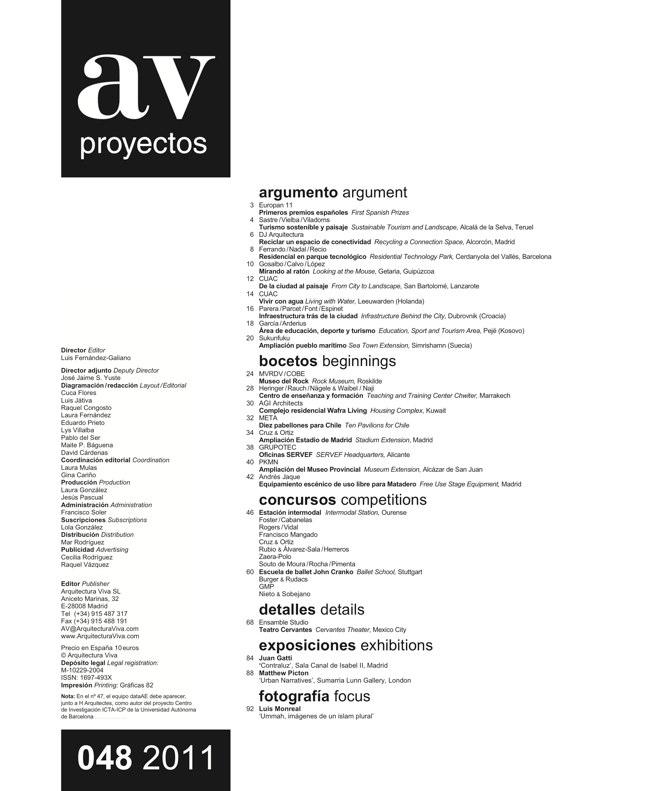 AV Proyectos 048 EUROPAN 11 - Preview 1