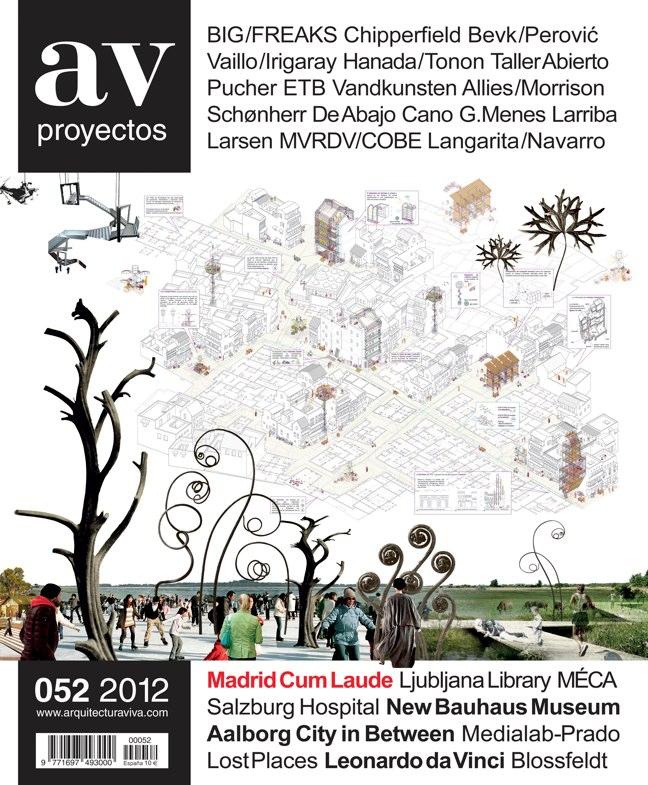 AV Proyectos 052 Madrid CumLaude