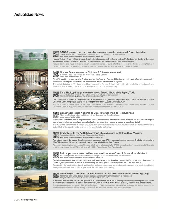 AV Proyectos 055 Dossier Junya Ishigami - Preview 2