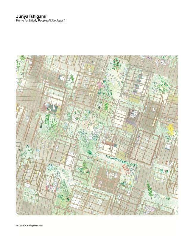 AV Proyectos 055 Dossier Junya Ishigami - Preview 5