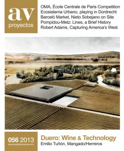 AV Proyectos 056 Duero Domes, Wine and Technology