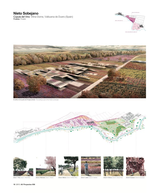 AV Proyectos 056 Duero Domes, Wine and Technology - Preview 4