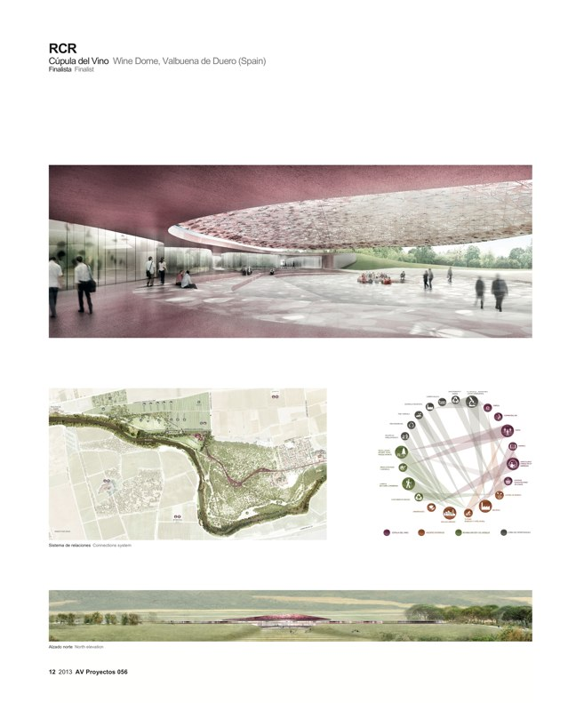 AV Proyectos 056 Duero Domes, Wine and Technology - Preview 5