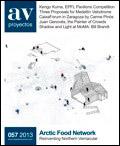 AV Proyectos 057 Arctic Food Network. Reinventing Northern Vernacular