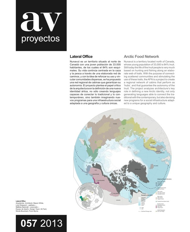 AV Proyectos 057 Arctic Food Network. Reinventing Northern Vernacular - Preview 2