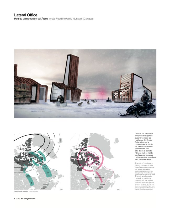 AV Proyectos 057 Arctic Food Network. Reinventing Northern Vernacular - Preview 3