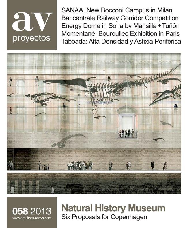 AV Proyectos 058 Natural History Museum