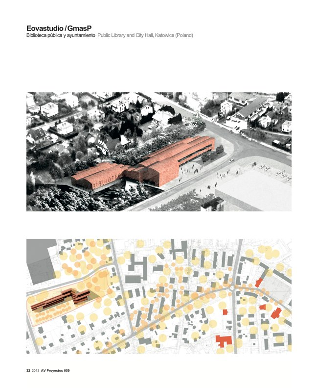 AV Proyectos 059 Green Grounds. MVRDV + NL + BIG + JDS - Preview 10