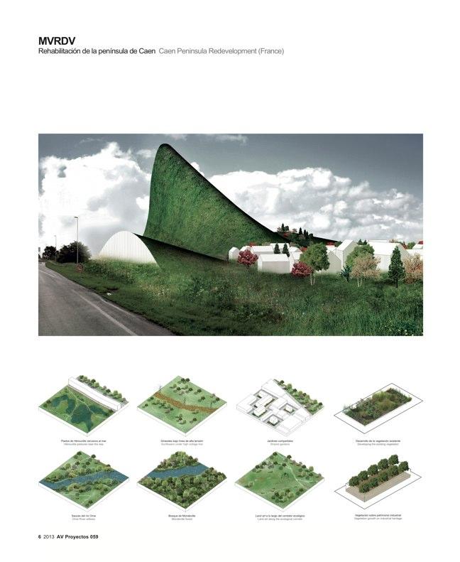 AV Proyectos 059 Green Grounds. MVRDV + NL + BIG + JDS - Preview 3