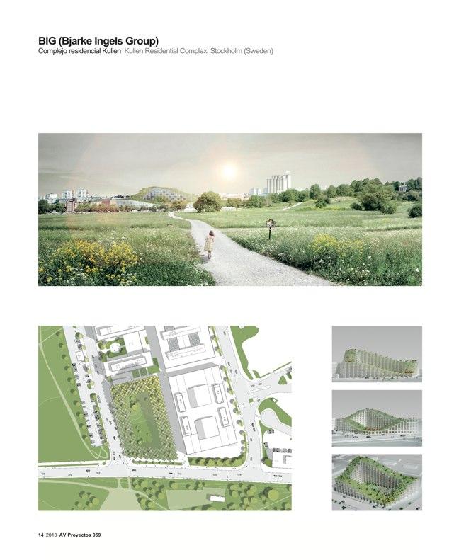 AV Proyectos 059 Green Grounds. MVRDV + NL + BIG + JDS - Preview 5