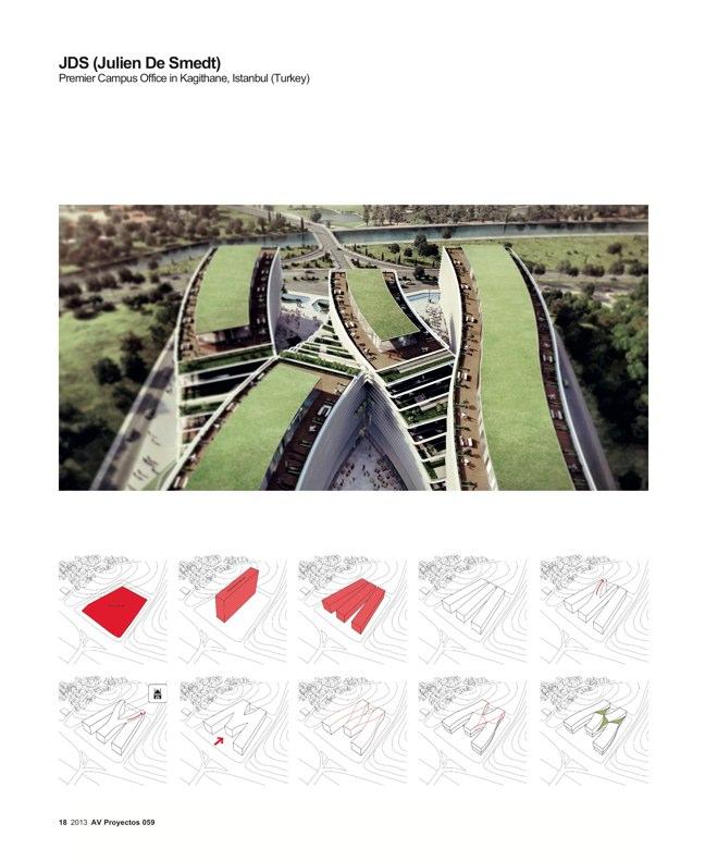 AV Proyectos 059 Green Grounds. MVRDV + NL + BIG + JDS - Preview 6