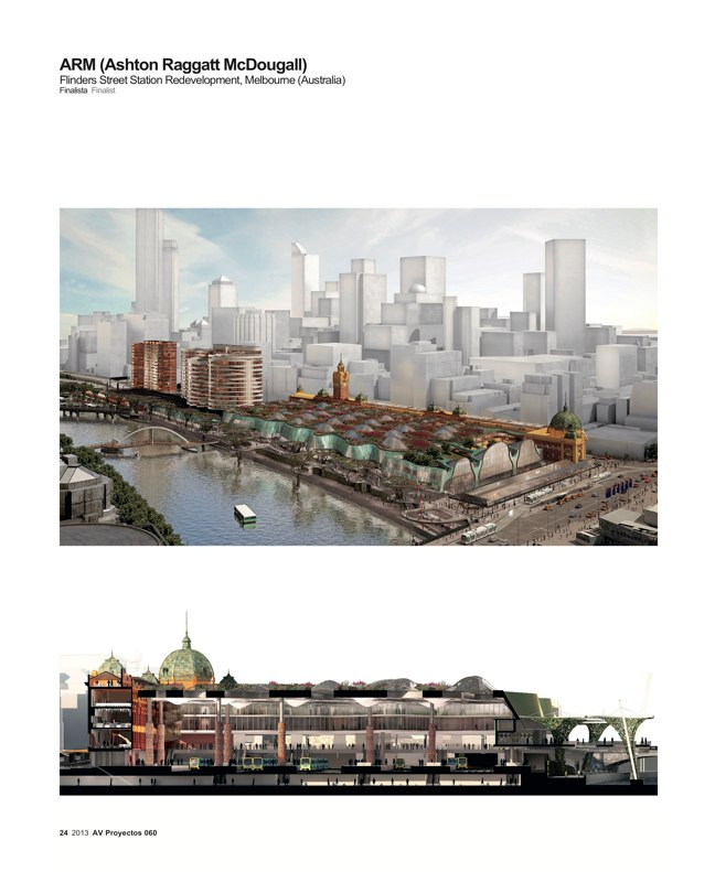 AV Proyectos 060 SANAA in Taiwan I Taichung City Cultural Center Competition - Preview 10
