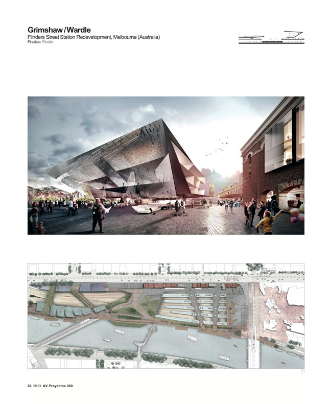 AV Proyectos 060 SANAA in Taiwan I Taichung City Cultural Center Competition - Preview 11