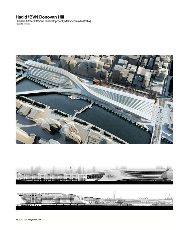 AV Proyectos 060 SANAA in Taiwan I Taichung City Cultural Center Competition - Preview 12