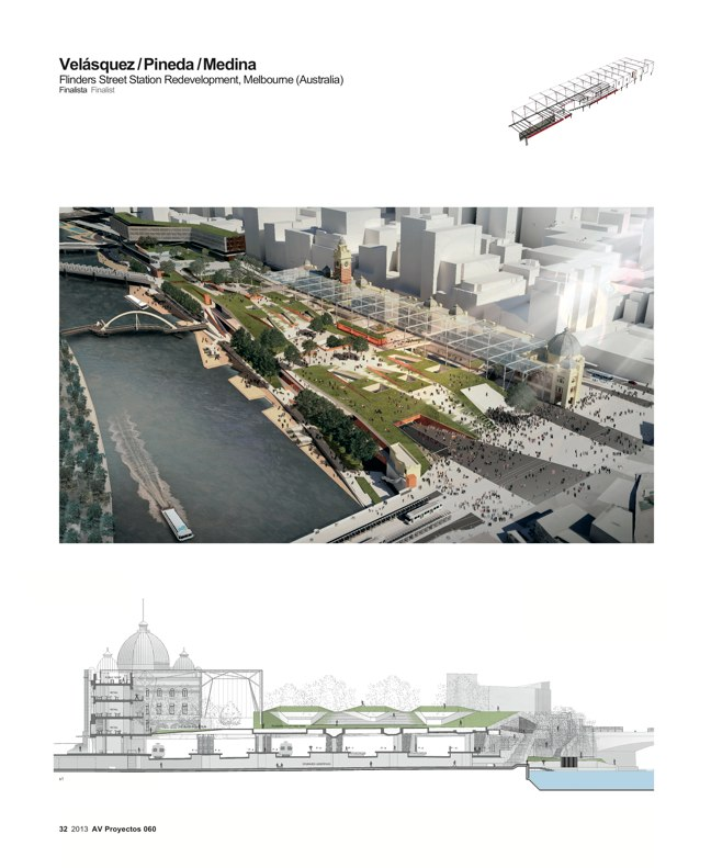 AV Proyectos 060 SANAA in Taiwan I Taichung City Cultural Center Competition - Preview 14