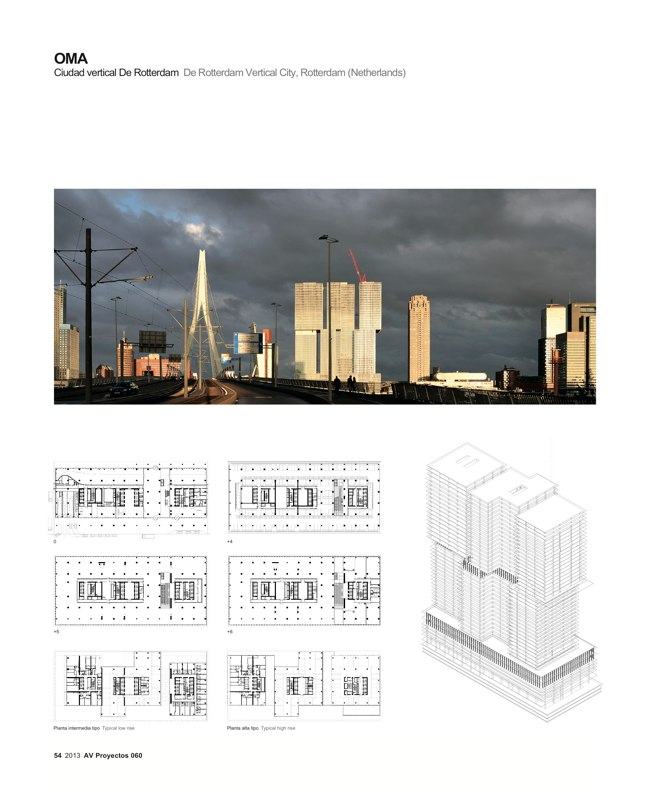AV Proyectos 060 SANAA in Taiwan I Taichung City Cultural Center Competition - Preview 21