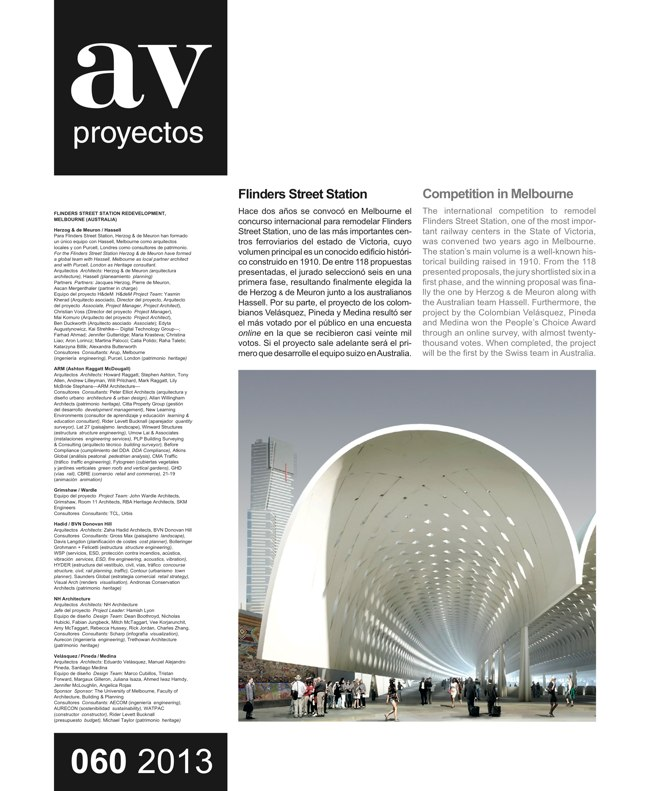 AV Proyectos 060 SANAA in Taiwan I Taichung City Cultural Center Competition - Preview 8