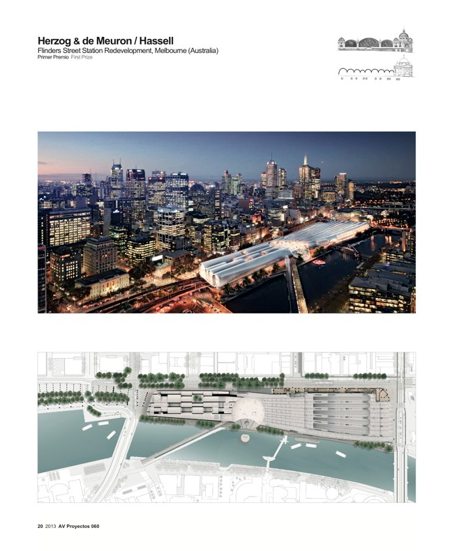 AV Proyectos 060 SANAA in Taiwan I Taichung City Cultural Center Competition - Preview 9