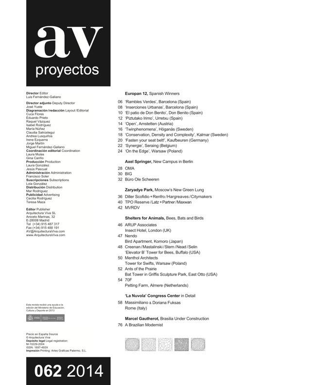 AV Proyectos 062 Europan 12 - Preview 1