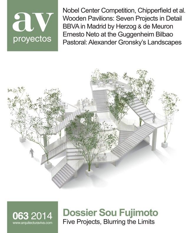 AV Proyectos 063 Dossier Sou Fujimoto