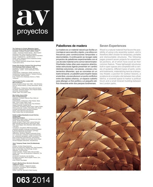 AV Proyectos 063 Dossier Sou Fujimoto - Preview 12